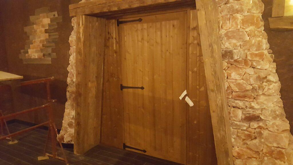 Massieve binnendeuren